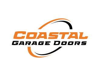 Coastal Garage Doors logo design by done