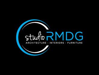 studio RMDG logo design