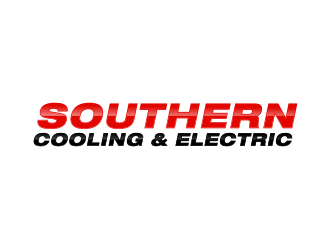 Southern Cooling & Electric logo design