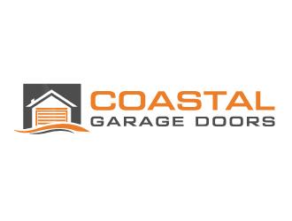 Coastal Garage Doors logo design by akilis13