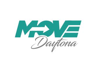 MOVE Daytona logo design