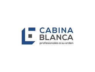 Cabina Blanca  logo design