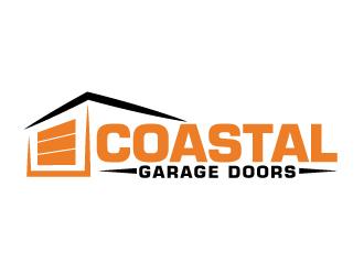 Coastal Garage Doors logo design by AamirKhan