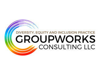 Diversity, Equity and Inclusion Practice of GroupWorks Consulting LLC logo design