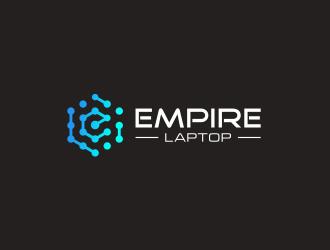 Empire Laptop logo design