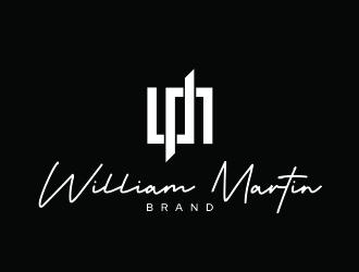 William Martin Brand logo design