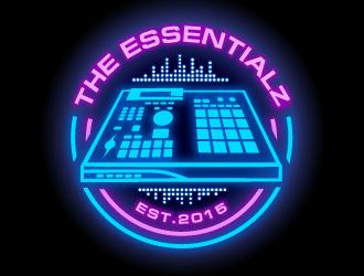 The Essentials logo design