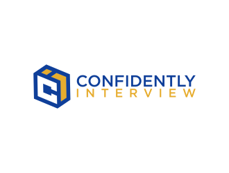 Confidently Interview logo design