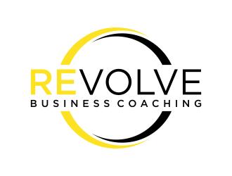REVOLVE Business Coaching logo design winner