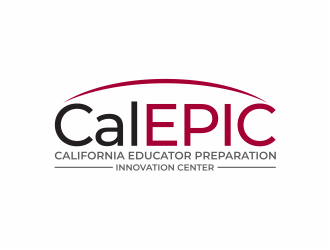 CalEPIC Stands for California Educator Preparation Innovation Center logo design