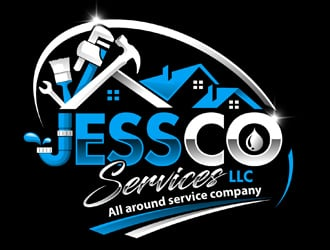 JessCo Services LLC logo design