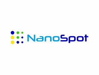 NanoSpot logo design
