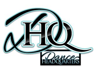 Dance HQ / Dance Headquarters logo design winner
