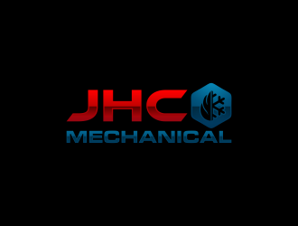 JHC Mechanical logo design winner