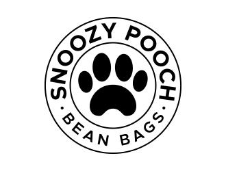Snoozy Pooch Bean Bags logo design winner