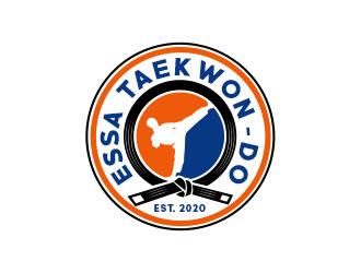 Essa Taekwon-Do logo design winner