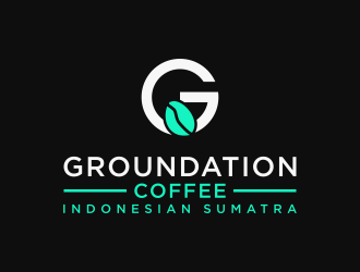 Groundation Coffee  logo design