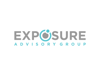 Exposure Advisory Group logo design
