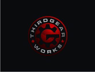 ThirdGearWorks logo design