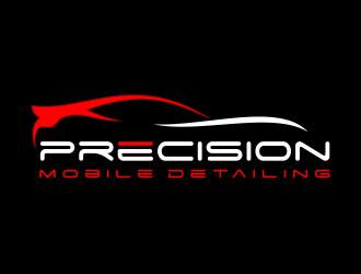Precision Mobile Detailing logo design