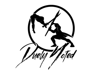 Duely Noted  logo design by 3Dlogos