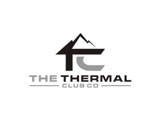 The Thermal Club Co logo design by Arto moro
