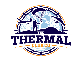 The Thermal Club Co logo design by jaize