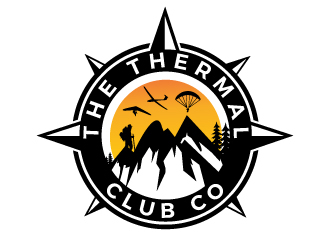 The Thermal Club Co logo design by gilkkj