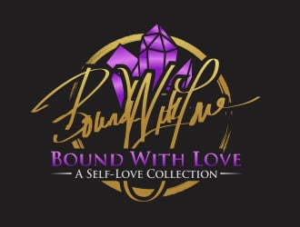 Bound With Love logo design