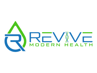 Revive Modern Health  logo design winner