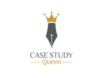 Case Study Queen logo design winner