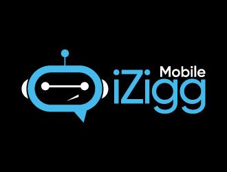 iZigg logo design