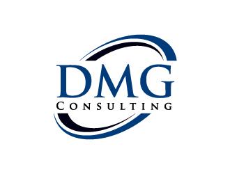 DMG Consulting logo design winner