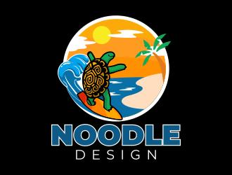 Noodle Design logo design winner