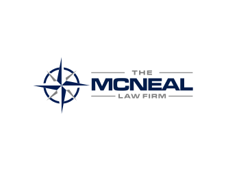 The McNeal Law Firm logo design
