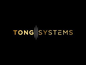 Tong Systems logo design