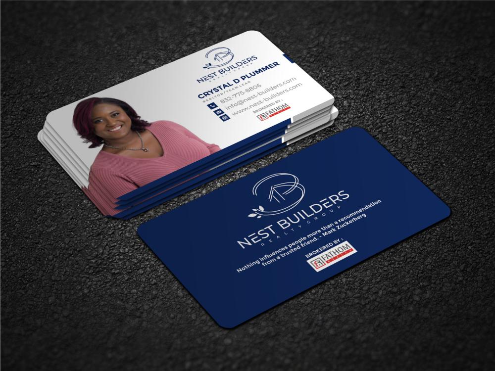 Nest Builders Realty Group logo design by zizze23
