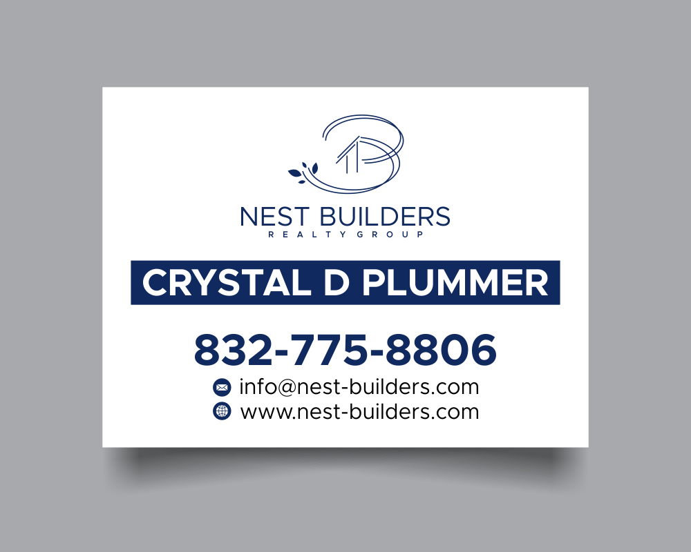 Nest Builders Realty Group logo design by done