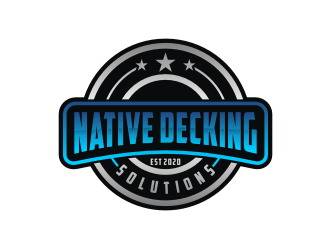 Native Decking Solutions logo design by Arto moro