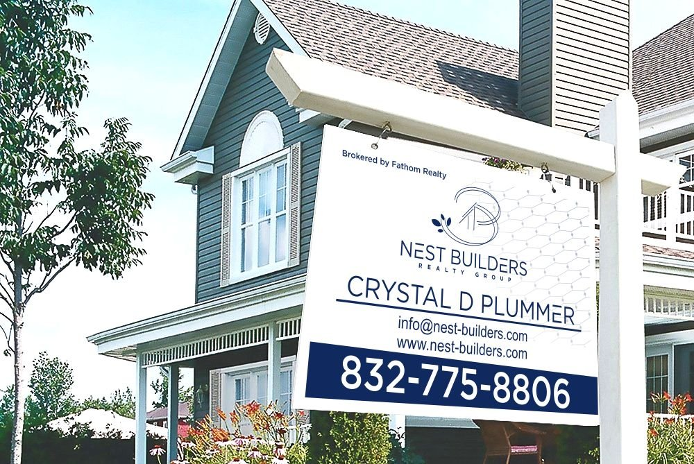 Nest Builders Realty Group logo design by Dhieko