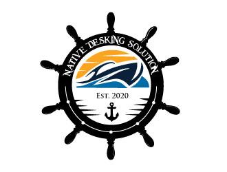 Native Decking Solutions logo design by bayudesain88