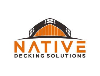 Native Decking Solutions logo design by Gwerth