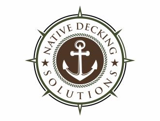 Native Decking Solutions logo design by afra_art