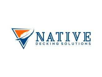 Native Decking Solutions logo design by ekitessar