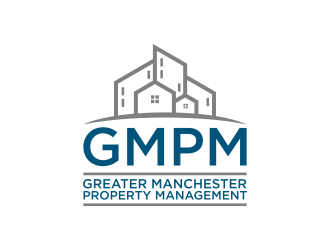 Greater Manchester Property Management (GMPM) logo design