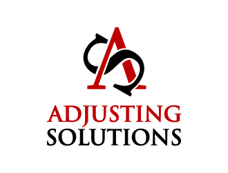 Adjusting Solutions logo design