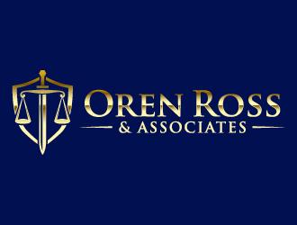 Oren Ross & Associates logo design