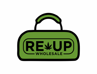 Re-Up Wholesale  logo design