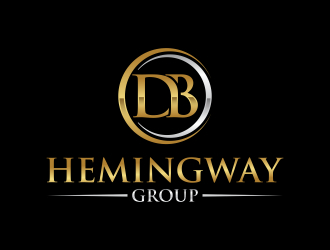 DB Hemingway Group logo design