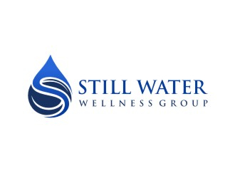 Still Water Wellness Group logo design